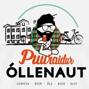 Õllenaut Puuraidur - Men's Premium T-Shirt