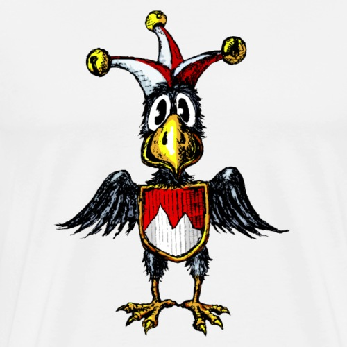 Der höchstwürdige Adler der Alpinen Republiken - Männer Premium T-Shirt