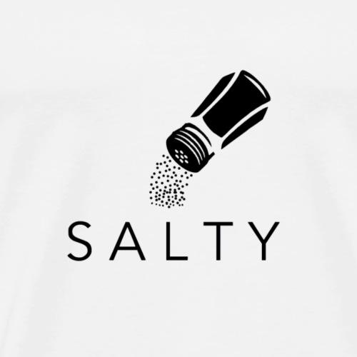 Salty Motiv 2 - Männer Premium T-Shirt
