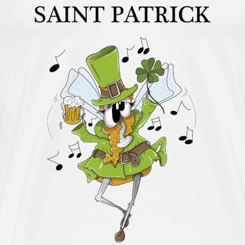 Zanine et la Saint Patrick - T-shirt Premium Homme