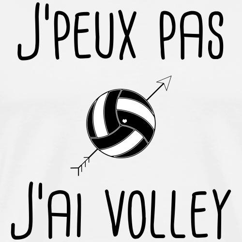 volley - T-shirt Premium Homme