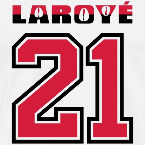 Laroye Eleggua 21 - Mannen Premium T-shirt