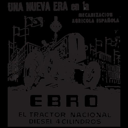 EBRO DIESEL - Camiseta premium hombre