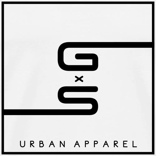 LOGO_GS_GEILER_SCHEI? - Männer Premium T-Shirt