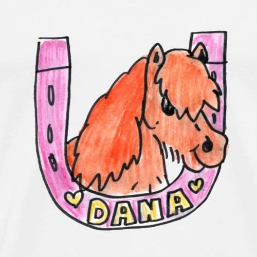 Dana - Männer Premium T-Shirt