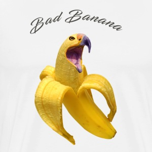 Bad Banana - Premium T-skjorte for menn