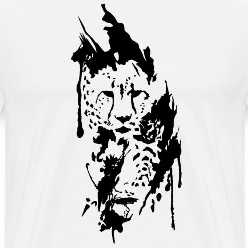 Gepard - Männer Premium T-Shirt