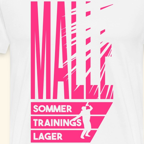 Malle Sommertrainingslager 2018 - Männer Premium T-Shirt