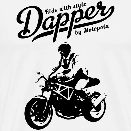 Motopola Dapper - Männer Premium T-Shirt