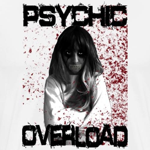 Psychic Overload - Mannen Premium T-shirt