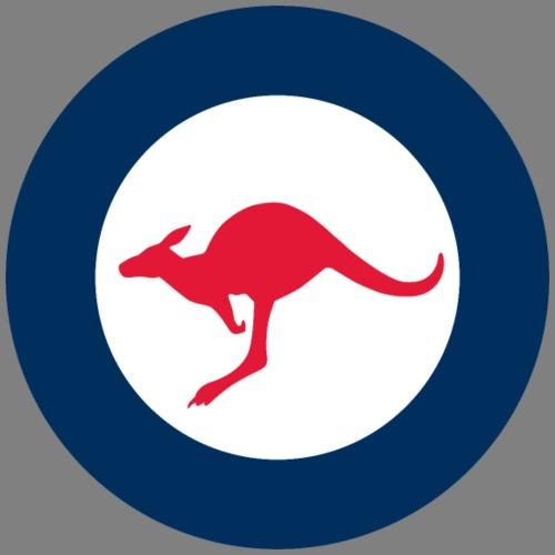 COCARDE AUSTRALIE 1808 - T-shirt Premium Homme