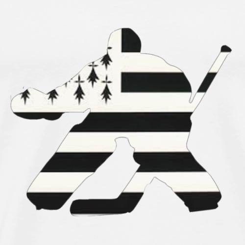 goalie et breton - T-shirt Premium Homme