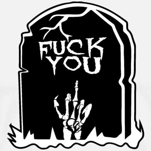 RIP fuck You - T-shirt Premium Homme