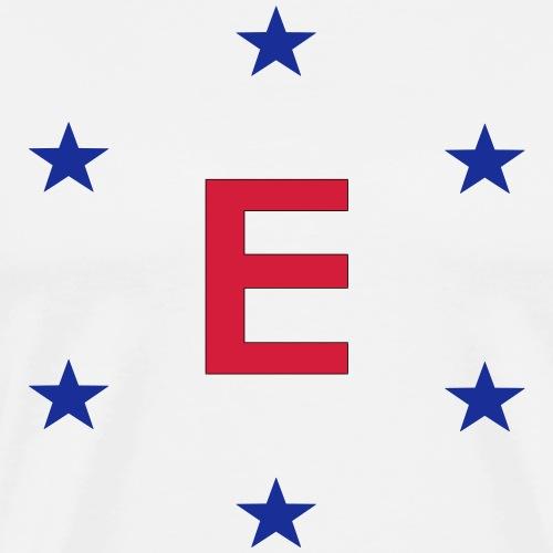 Ensign sailing class - Männer Premium T-Shirt