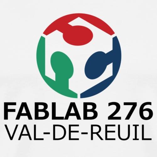 Logo FabLab 276 original - T-shirt Premium Homme