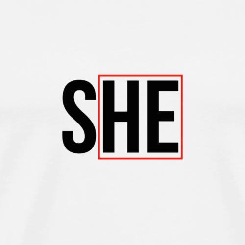 HE - Männer Premium T-Shirt