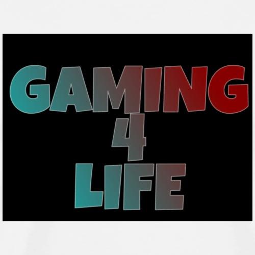 Gaming4Life - Männer Premium T-Shirt