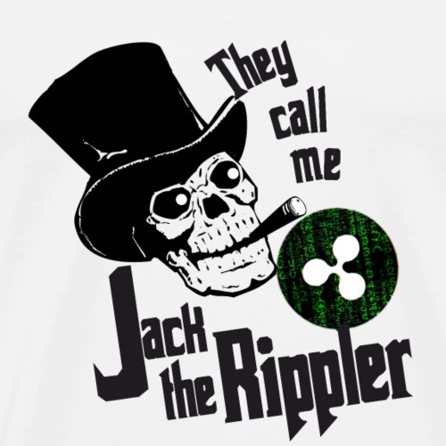 Jack The Rippler Ripple Shirt Cool - Männer Premium T-Shirt
