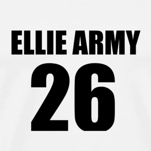 ELLIE ARMY 26 - Men's Premium T-Shirt