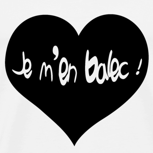 Balec Heart - T-shirt Premium Homme