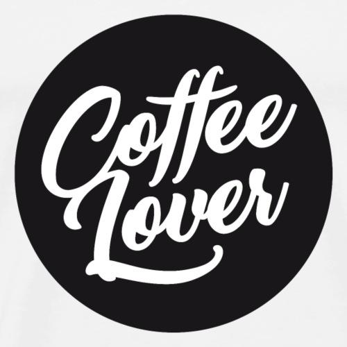 Coffee Lover - Männer Premium T-Shirt