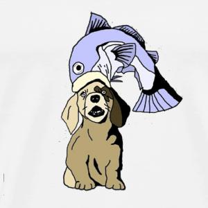 COD8MYdog 2013 Original Logo - Men's Premium T-Shirt