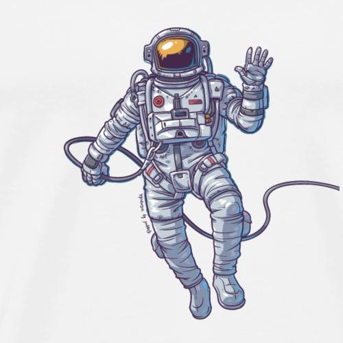 Cosmonauta - Maglietta Premium da uomo