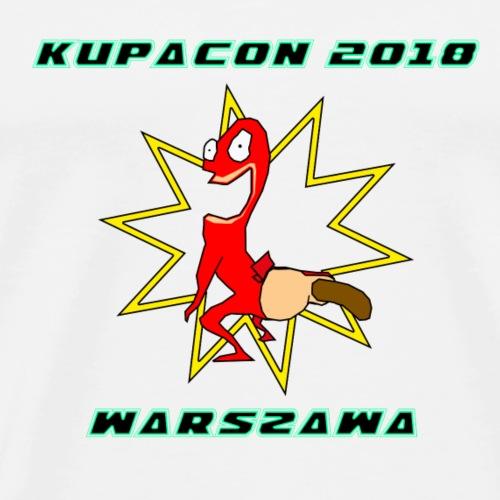 Kupacon 2018 - Koszulka męska Premium