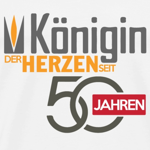 50 Geburtstag Geburtsjahr 1966 Geschenk Baujahr - Männer Premium T-Shirt