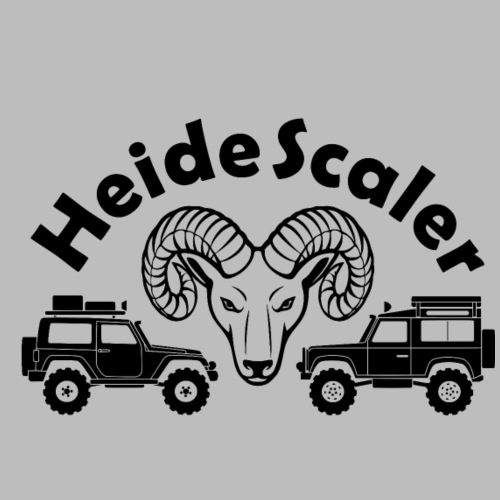 Heide Scaler black HQ - Männer Premium T-Shirt