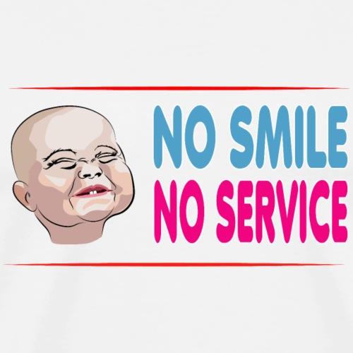 Für so ein Lächeln tut man alles - Männer Premium T-Shirt