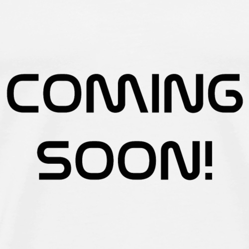 ComingSoonG33kHouse - Men's Premium T-Shirt