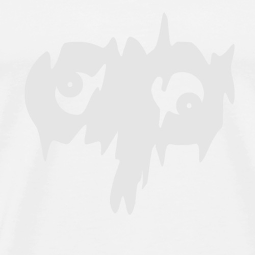 Crazy Face - Men's Premium T-Shirt