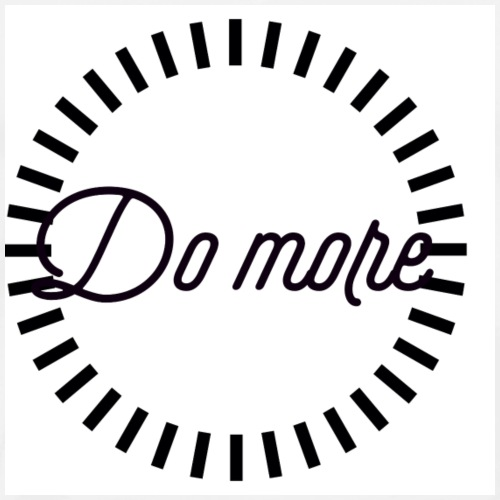 Do more - Mannen Premium T-shirt