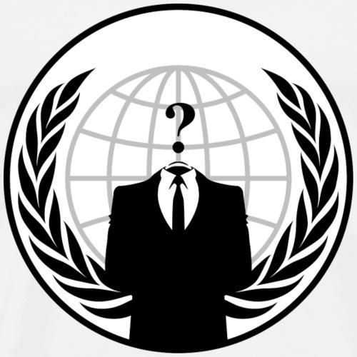 AnonymousLegion - Maglietta Premium da uomo