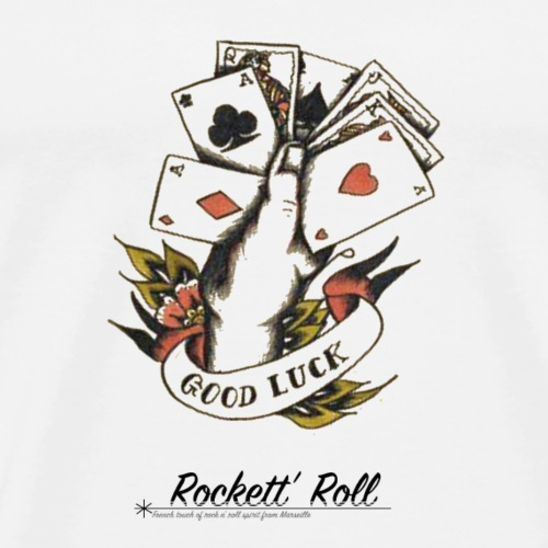 good luck - T-shirt Premium Homme