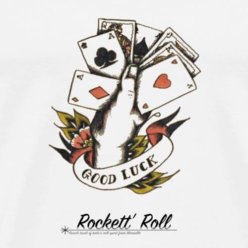 good luck - T-shirt Premium Homme