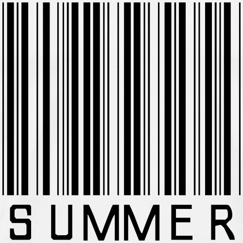 SUMMER Barcode Design
