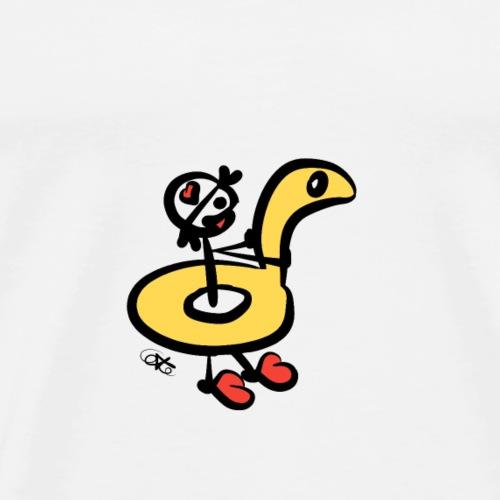 Kuoro al bagno - Maglietta Premium da uomo