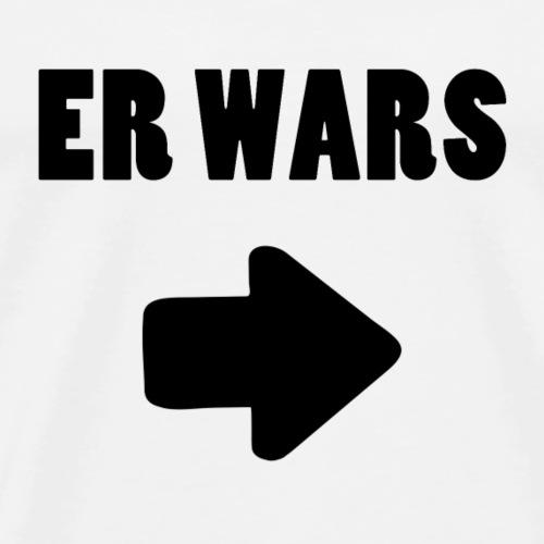 Er wars! - Männer Premium T-Shirt