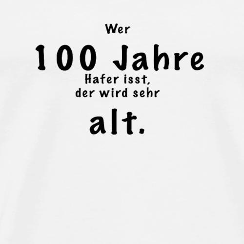 100 Jahre - Männer Premium T-Shirt