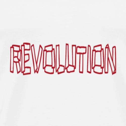 REvolution - T-shirt Premium Homme