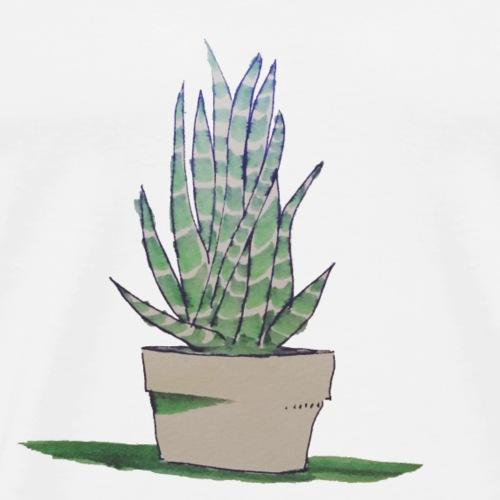 cactus no4 - Männer Premium T-Shirt