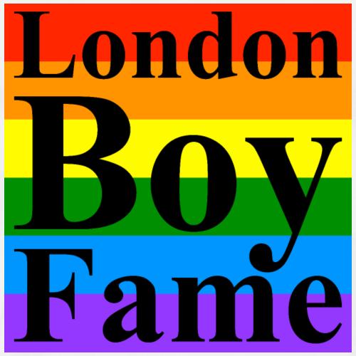London Boy Fame Pride - Männer Premium T-Shirt