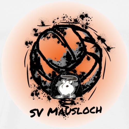 SV Mausloch Beachvolleyball - Männer Premium T-Shirt
