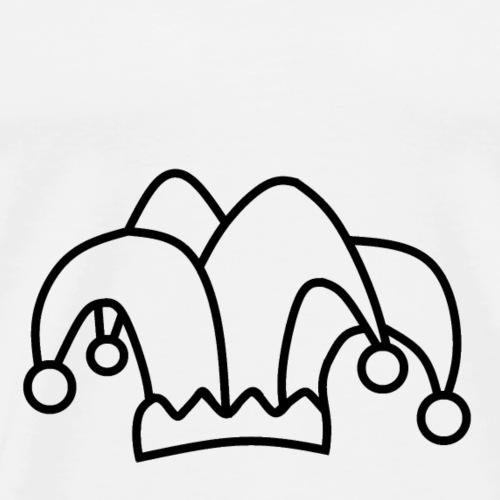 Karnevalmütze - Männer Premium T-Shirt