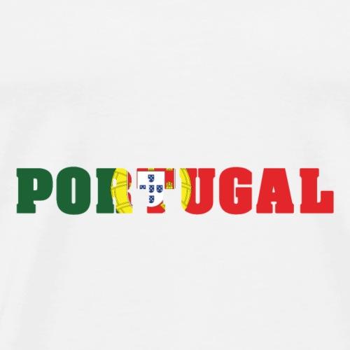 portugal1 - T-shirt Premium Homme