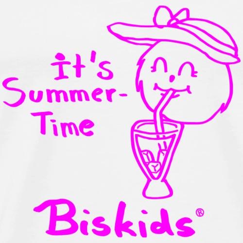 Lisa Jane Biskids Club Lila BG 27092017 3 - Männer Premium T-Shirt