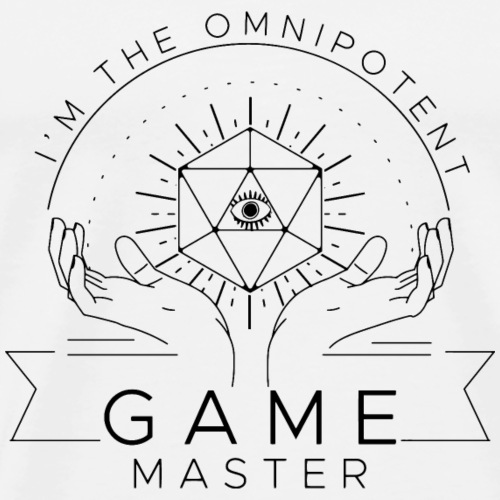 Pen and paper omnipotent gamemaster