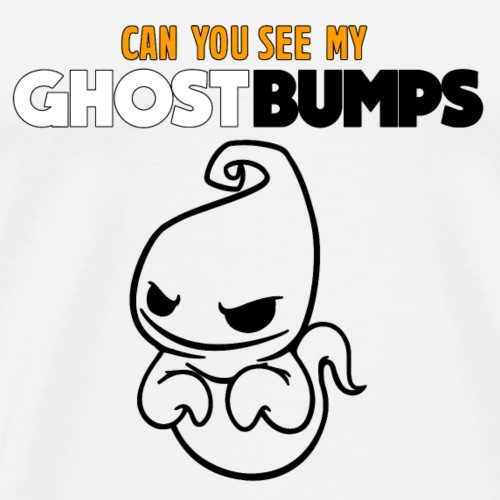 Ghost Bumps Halloween Geist Gespenster